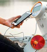 Shadow Mobility: Scotter eléctrico plegable