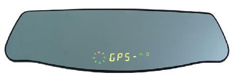 Dimensiones del GPS Mirror