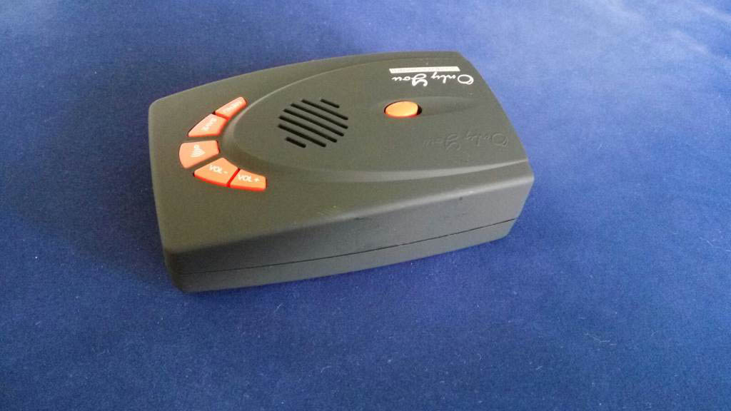 Avisador+Detector Onlyyou Supercombi II