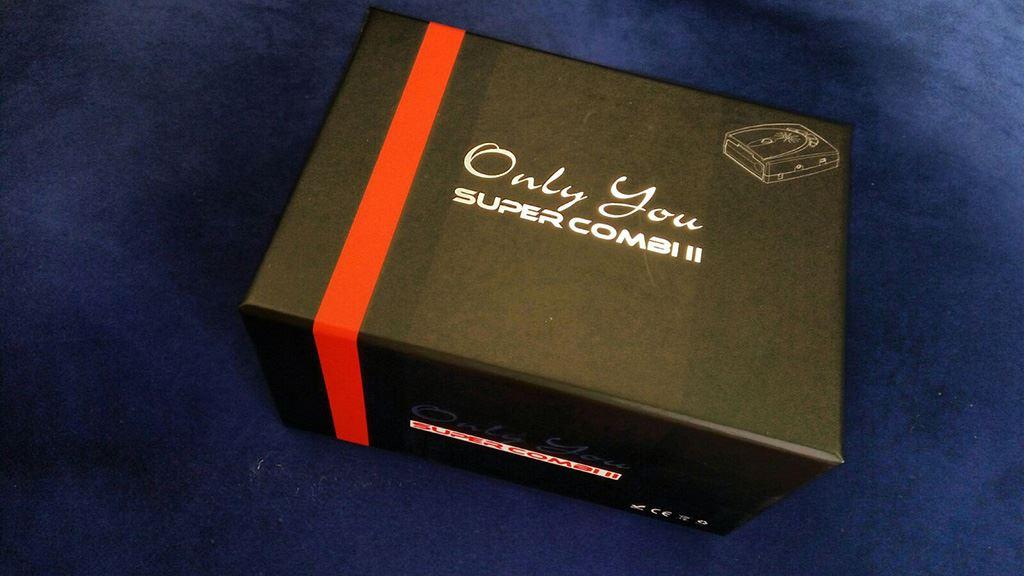 Caja del Avisador+Detector Onlyyou Supercombi II