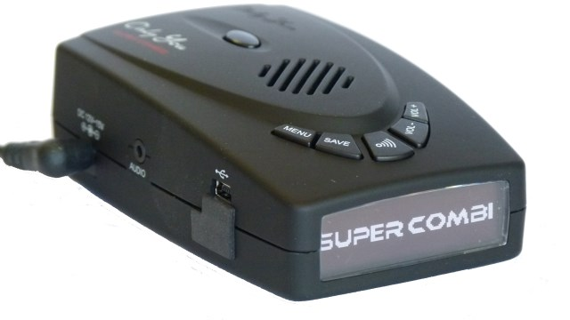 Avisador+Detector Onlyyou Supercombi III