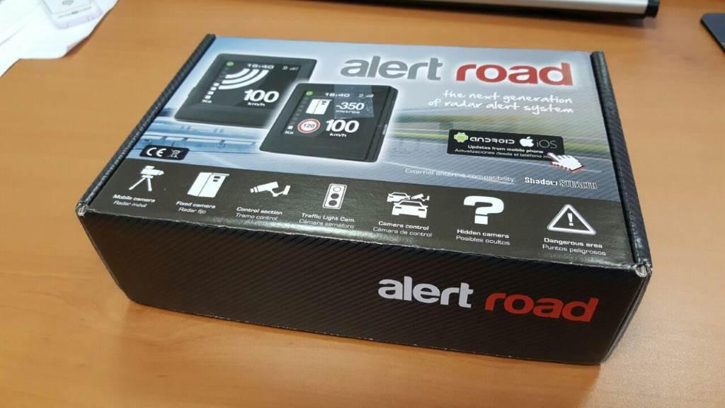 Alert Road v3