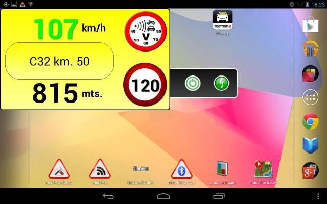 Radar Alert Pro Android