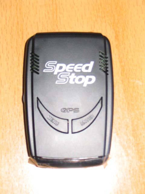 Avisador Speed Stop