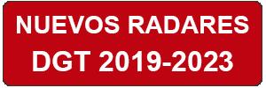 Nuevos radares y medidores de tramo DGT 2019-2021