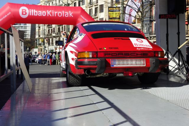 Crónica XIV Rallyestone Marzo 2019 - Bilbao