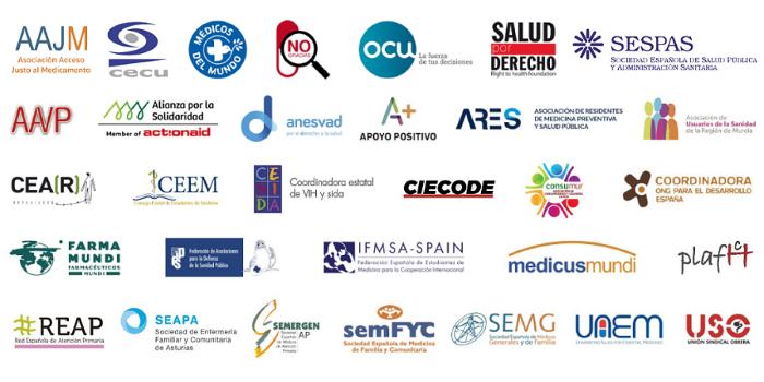 30 organizaciones piden al Gobierno medidas para fortalecer la sanidad pública