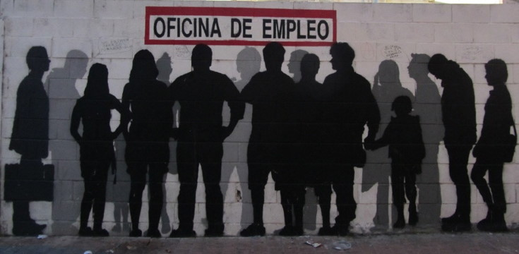EPA confirma unos datos desastrosos de empleo en ocupación y en paro