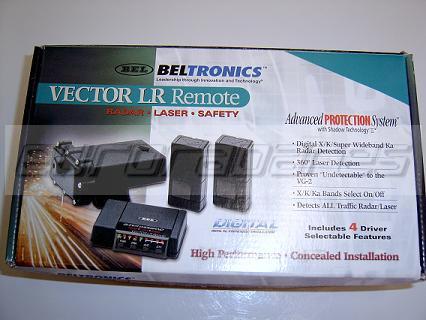 Caja Beltronics 975H