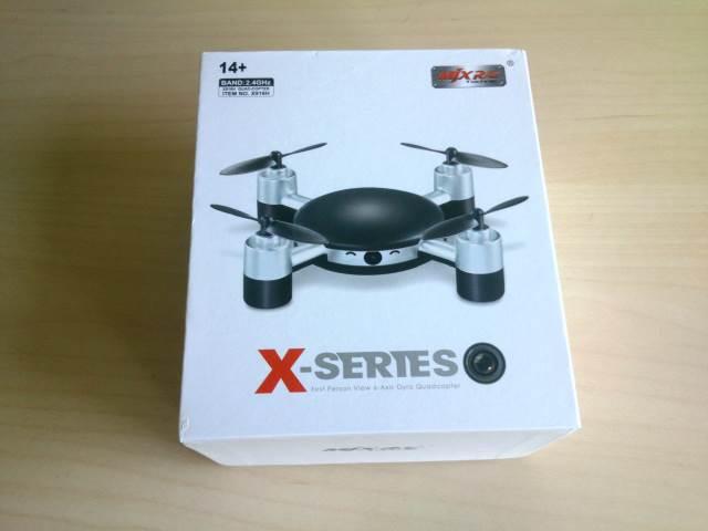 Caja del dron