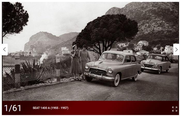 Los coches más vendidos de la historia de España (1955-2019)