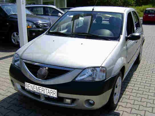 Dacia Logan + Multanova