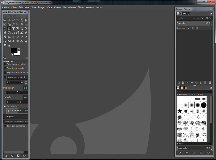 Gimp, alternativa gratis a Adobe Photoshop