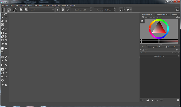 Krita, alternativa gratis a Adobe Photoshop