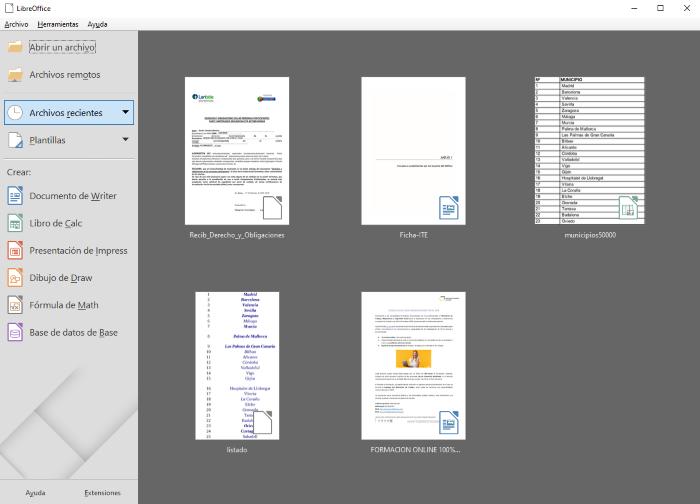 LibreOffice: Una gran alternativa gratuita a Microsoft Office