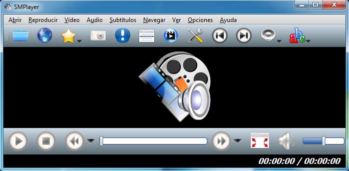 SMPlayer: Interfaz gráfico de MPlayer