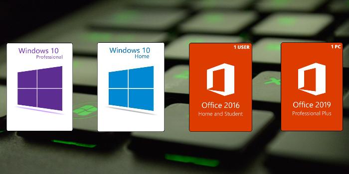 Donde comprar licencias de Windows/Office, entre otras, incluso baratas