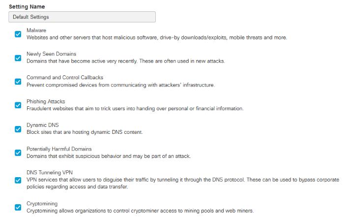 Comparativa y diferencias entre OpenDNS Umbrella Prosumer y Quad9