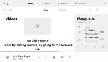 Próximo VLC 4.0: Nuevo interfaz y nuevas opciones