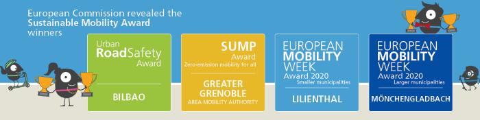 Bilbao: Premio a la seguridad vial urbana de la UE