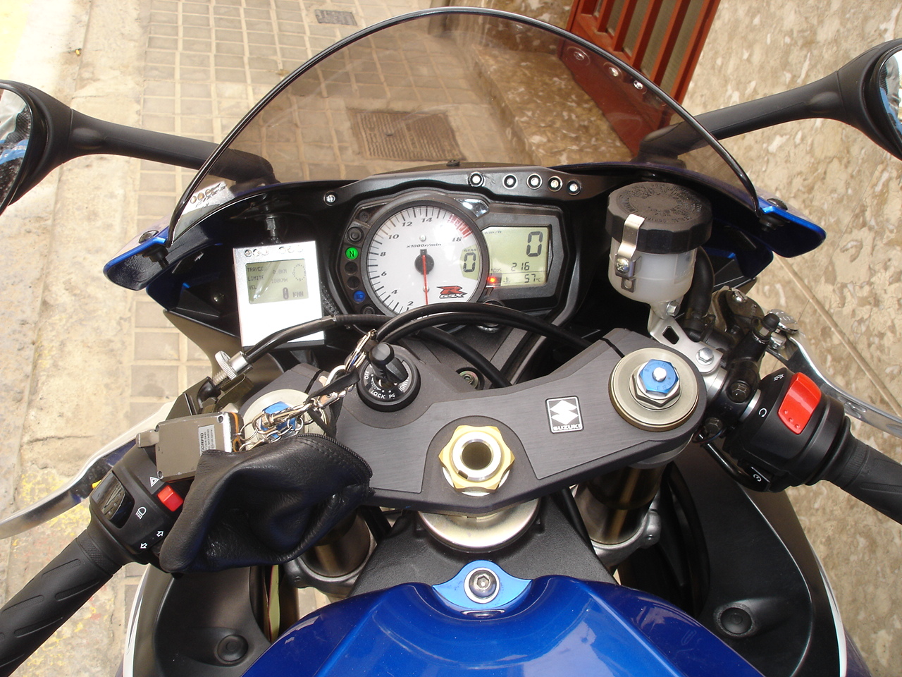 Quintezz Alerter Moto