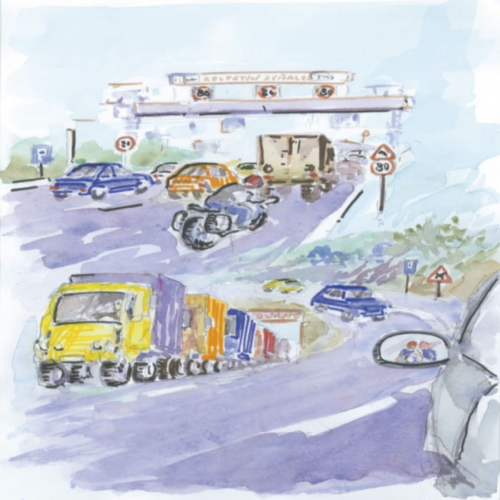 Guía de la Inspección de Trabajo en materia de seguridad vial en empresas