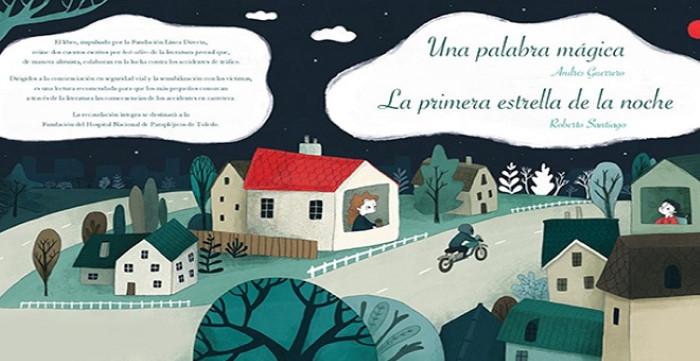 Un libro solidario infantil por la Seguridad Vial