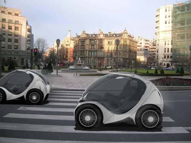 Nueva web de Hiriko: El que pudo ser el coche eléctrico vasco