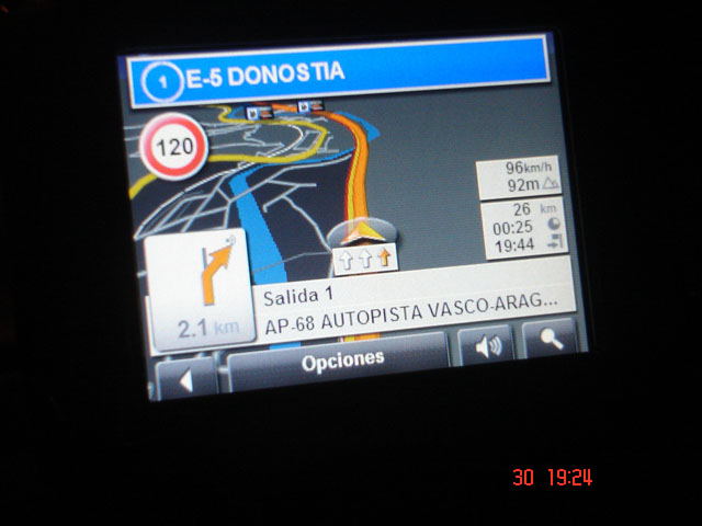 Navigon 5110