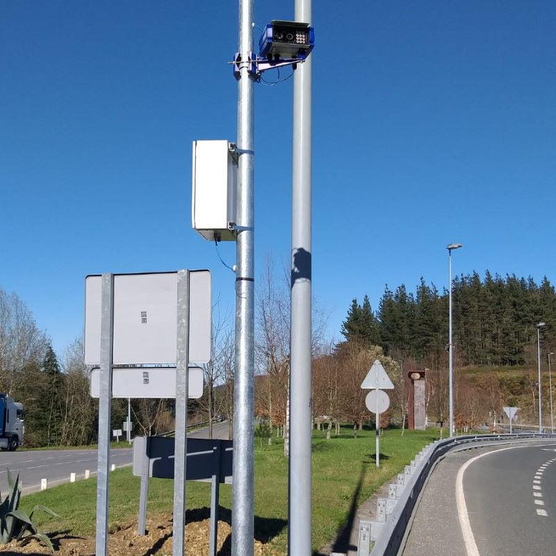 Nuevo medidor de tramo en Trabakua (Bizkaia)