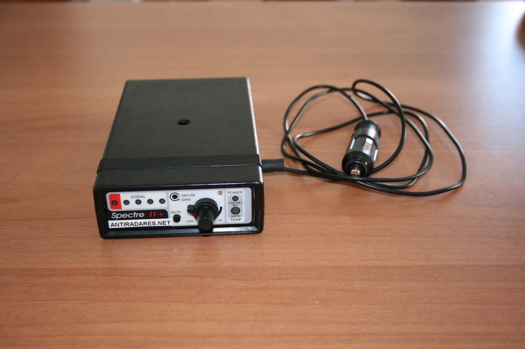 Detector de detectores Spectre IV+