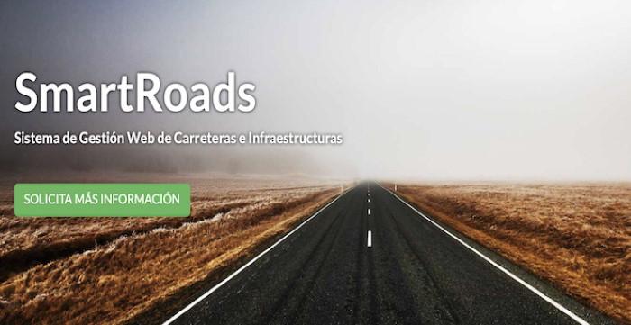 SmartRoads, el innovador y útil Sistema de Gestión Web de Carreteras de Iternova