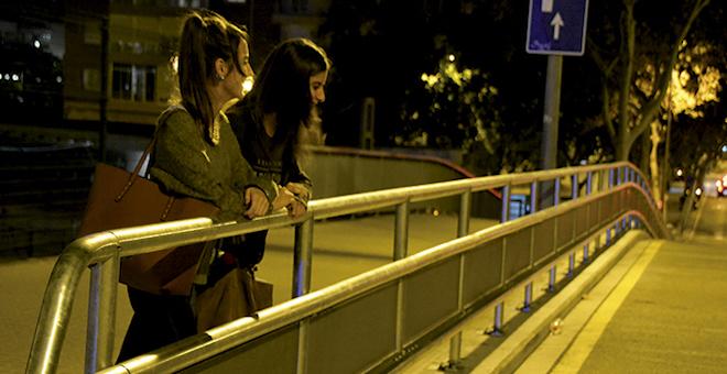 Sistema URPEBA, una barrera más segura para los peatones