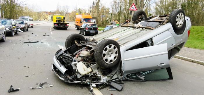 Accidentes de tráfico laborales: Un coste de 1835 millones al año